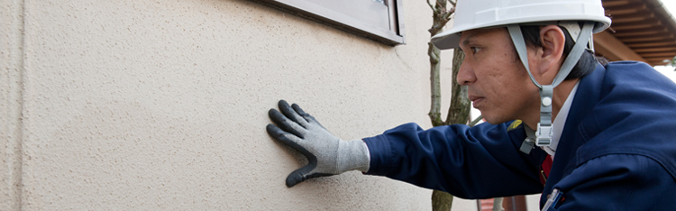 外装リフォームマスターによる外壁・屋根診断